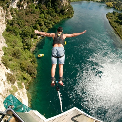 Bungy / Backpacking